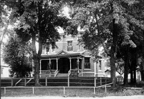 Bloomfield Home ca. 1879